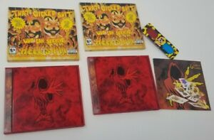 Insane Clown Posse - Hell's Pit Lot CD & DVD twiztid psychopathic records icp