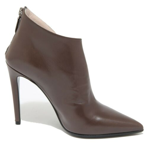 4501N tronchetto donna MIU MIU (NO BOX) marrone shoes boots woman