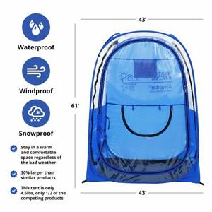 Alvantor Sport Pod Chair Pod Weather Pod Blue Pop Up
