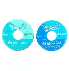 JAP-Tales-of-Symphonia-Nintendo-Gamecube-Loose-NTSC-J