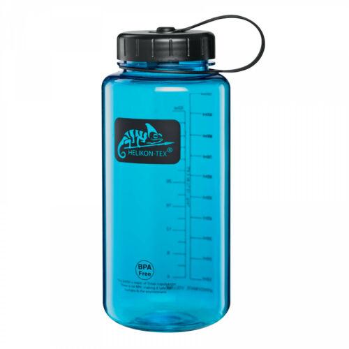1 Liter Helikon-Tex TRITAN Bottle Wide Mouth Blue Black