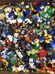 LEGO-MINIFIGURES-1-25-EACH-RANDOM-MEN-MIX-ALL-W-ACCESSORIES-CHOOSE-QUANTITY