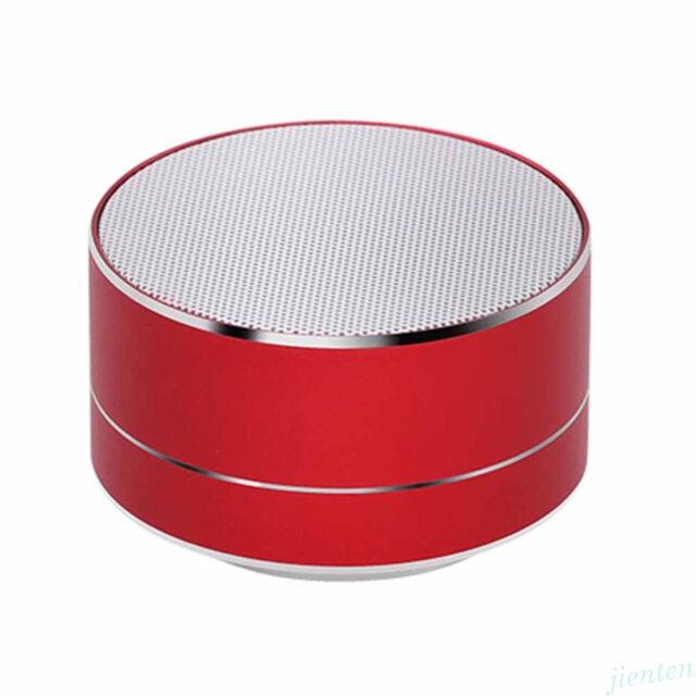 LED Colorful Lighting Portable Mini Wireless Speakers MP3 USB 2.0 BE0R