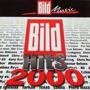 Bild-Hits-2000-Lou-Bega-Westernhagen-Texas-Pet-Shop-Boys-Sasha-Mod-2-CD