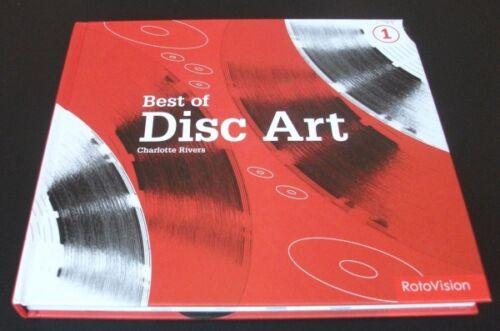 1 of 1 - Charlotte Rivers: BEST OF DISC ART 1: INNOVATION IN CD, DVD & VINYL PACKAGING