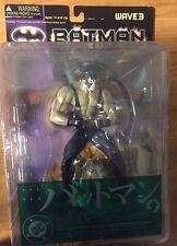 DC Direct Batman Gotham's Guardian Against Crime Wave 3 BANE Action Figure