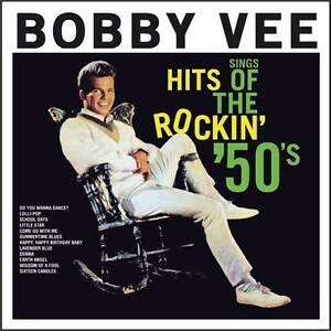 BOBBY-VEE-SINGS-HITS-OF-THE-ROCKIN-50S-NEW-SEALED-CD