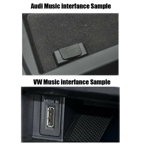 AMI Wireless Bluetooth 4.0USB Adapter Cable For Audi Q5 A5 A7 S5 A4L Cord MA2007