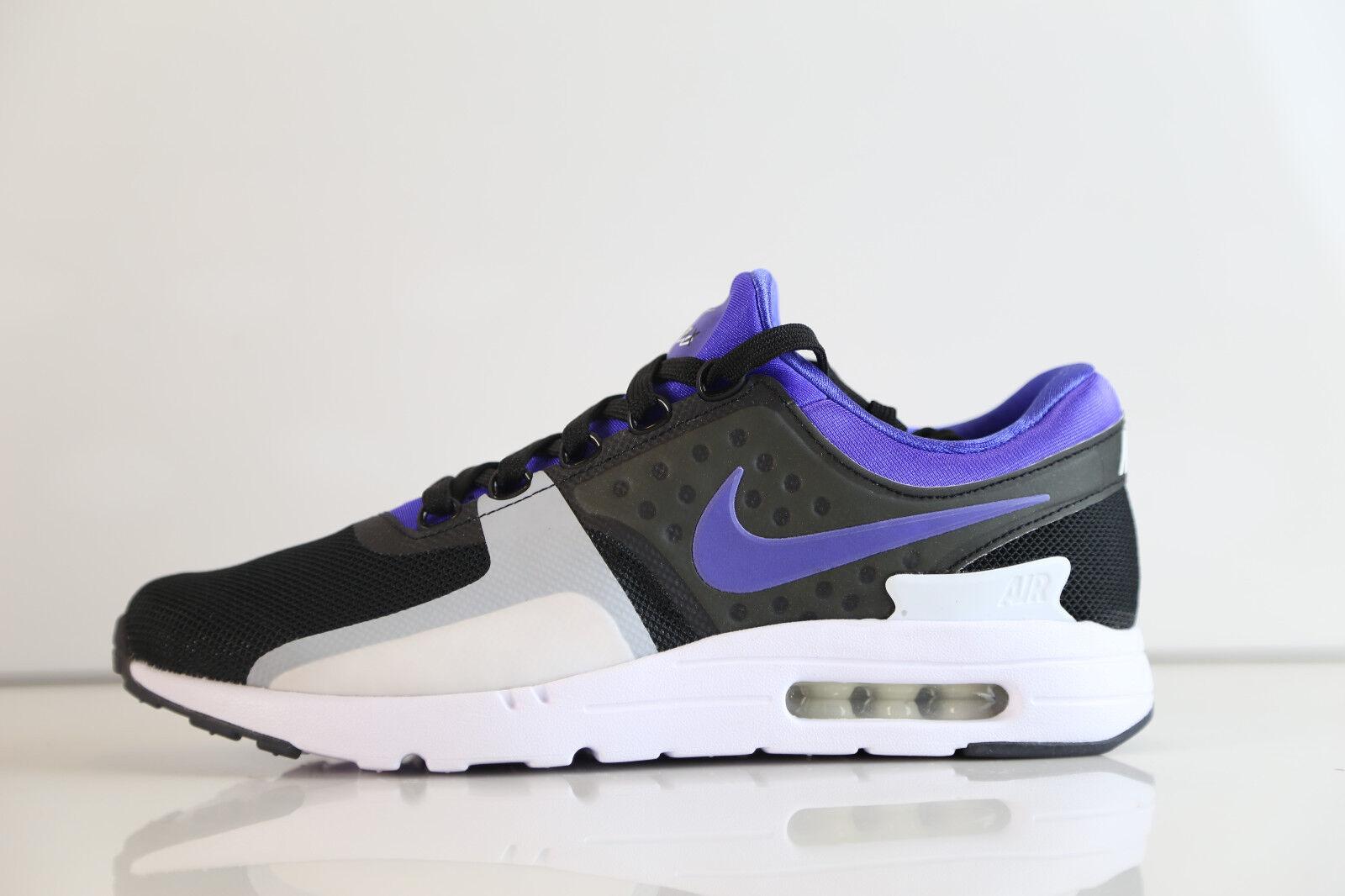 Nike Air Max Zero QS Violeta Persa - Blanco Negro 789695-004 8 - Persa 13 1 Supreme 90 3 0392a8