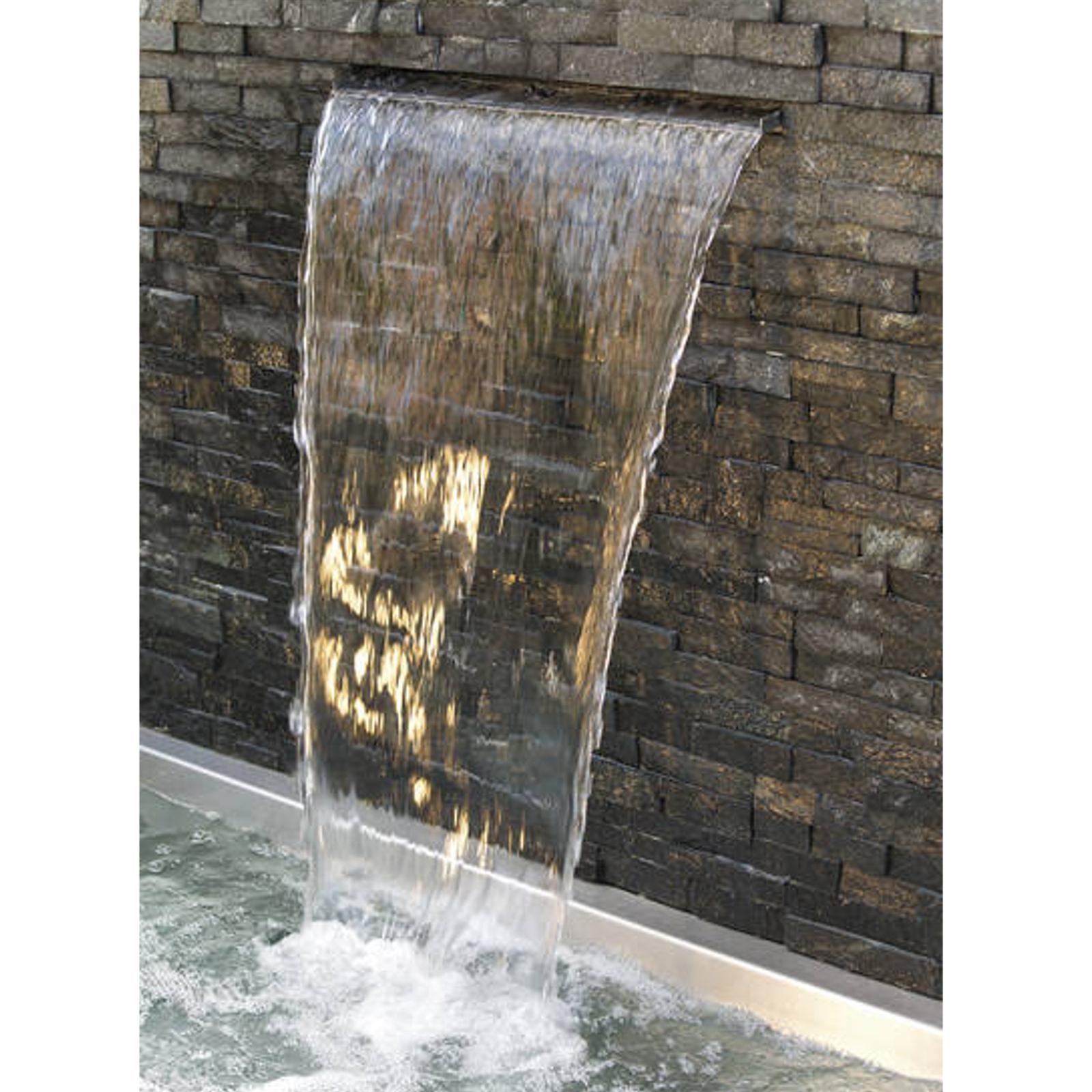 OASE POND WATERFALL BLADE 90 GARDEN CASCADE WATER FEATURE ILLUMINATION LED LIGHT
