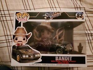 Funko Pop Rides: Smokey and the Bandit Trans Am #82
