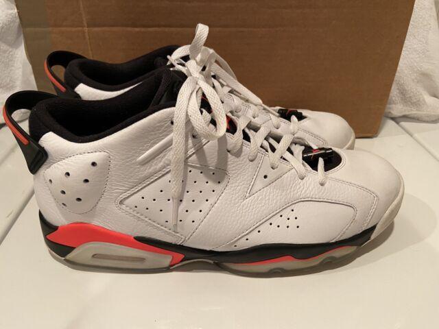 Nike Mens Air Jordan 6 Retro Low Size