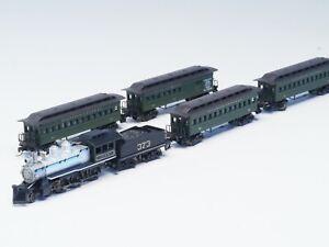 81438-Marklin-Z-scale-Diamond-Special-Train-set-5-pole-USA-Illinois-Central-MTL