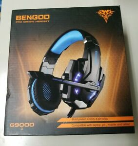 G9000-BENGOO-KOTION-EACH-Gaming-Headset-PS4-PC-Xbox-One-Noise-canceling-NEW