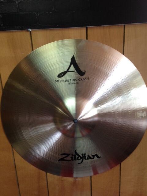 Zildjian A Medium Thin 18