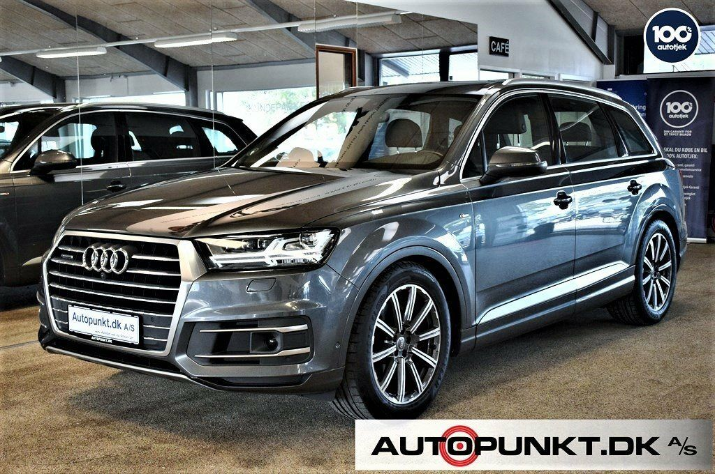 Audi Q7 3,0 TDi 272 quattro Tiptr. 5d - 899.700 kr.