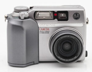 Olympus-Camedia-c-4000-zoom-telecamera-FOTOCAMERA-DIGITALE