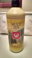 Multi Zen Zyme 1l One Liter By House And Garden Enzyme Nutrients