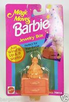 Barbie Magic Moves Jewelry Box Perfect For Your Barbie Bedroom Nrfp