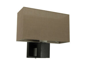 Applique da parete lampada jk a di legno luce pavimento scala