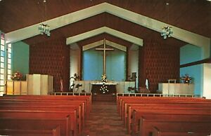 Postcard Kailua Community Methodist