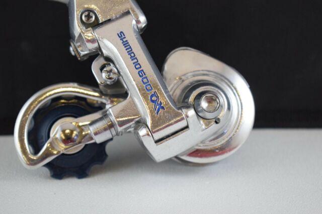 SHIMANO 600 AX REAR DERAILLEUR PULLEY BIG PULLEY AERO VINTAGE BIKE BICYCLE JAPAN