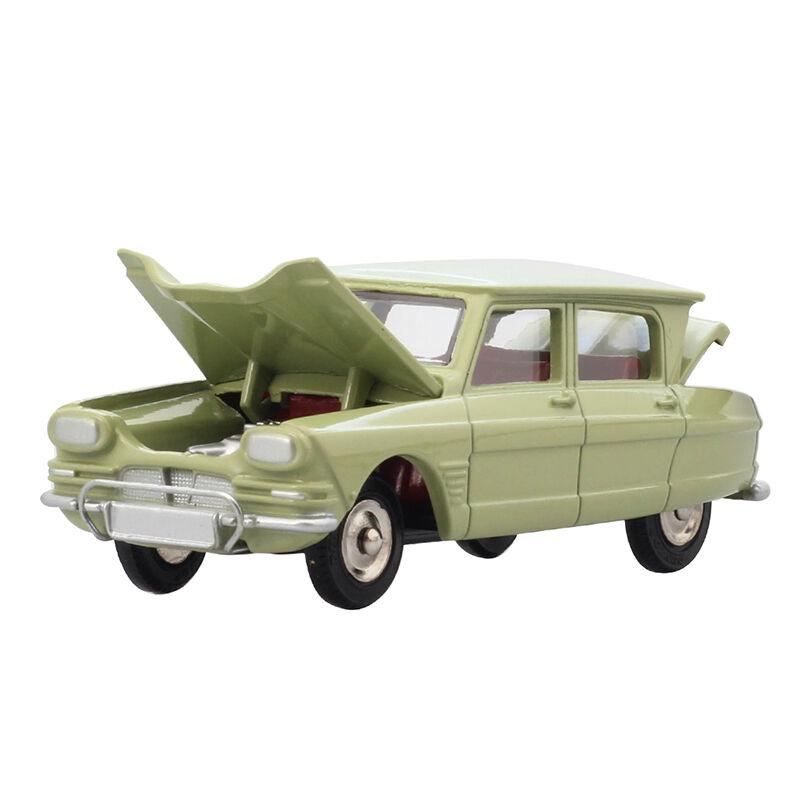 1 43 Atlas Dinky Toys Super Detail 557 Malle Ouvrants AMI 6 CITROEN Capot ET car