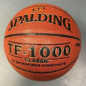 """29.5/"""" Spalding TF-1000 Classic ZK Indoor Basketball-Men's NEW"""