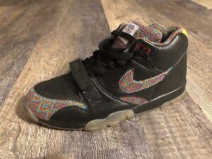 outlet on sale nice shoes designer fashion Details about Nike Air Trainer 1 Mid PRM NPCE QS Victor Cruz 10  HTM,Flyknit,QS,TZ,Rare,Sample