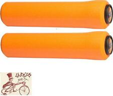 ESI EXTRA CHUNKY SILICONE 34MM ORANGE BICYCLE GRIPS