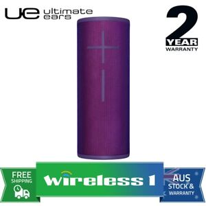 UE Ultimate Ears MEGABOOM 3 Wireless Bluetooth Speaker - Ultraviolet Purple