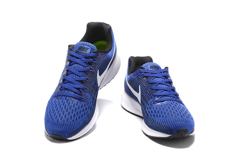 Nike Air Zoom Pegasus 34 Royal/White Size 14 New