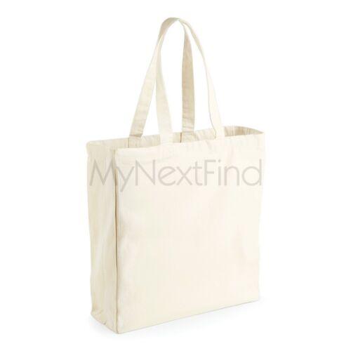 Westford Mill Canvas Classic Shopper Bag