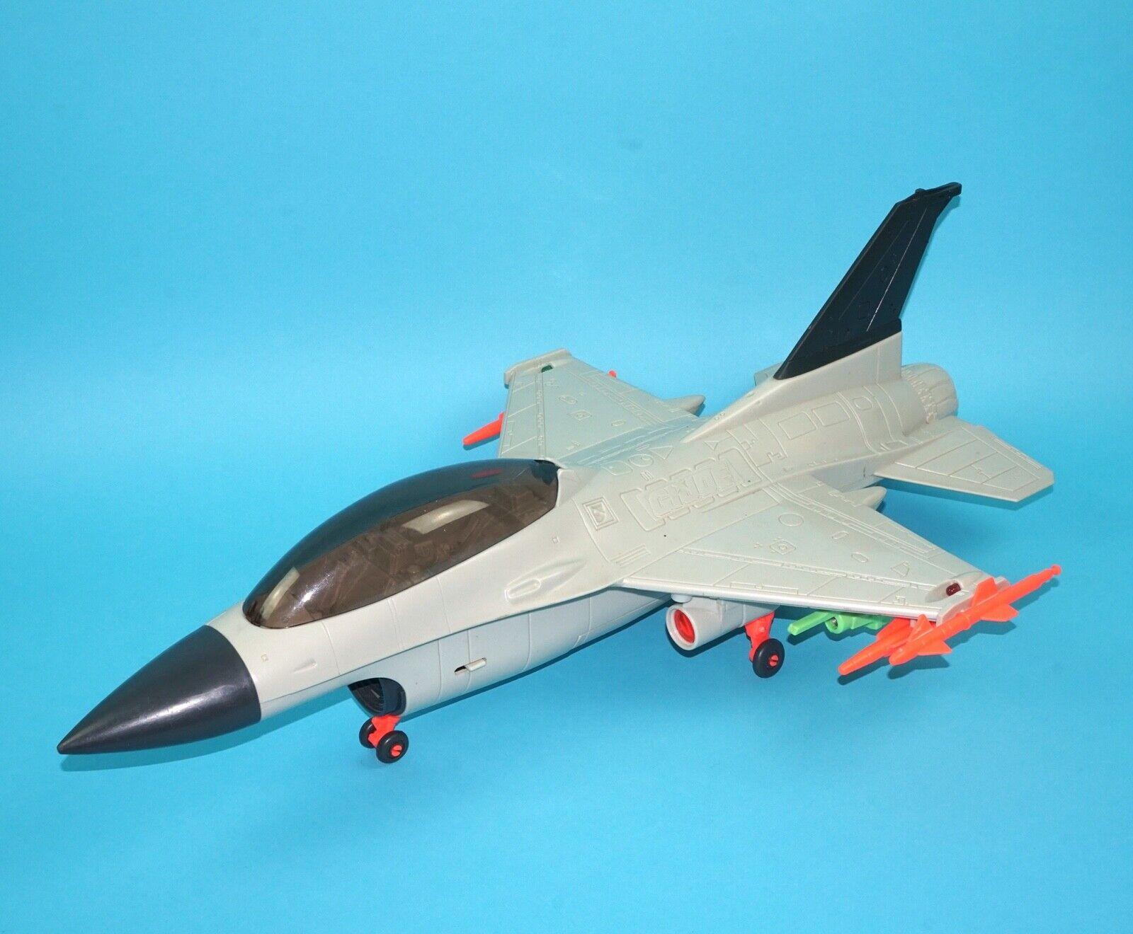 1993 GI JOE GHOSTSTRIKER X-16 JET PLANE 100% COMPLETE HASBRO