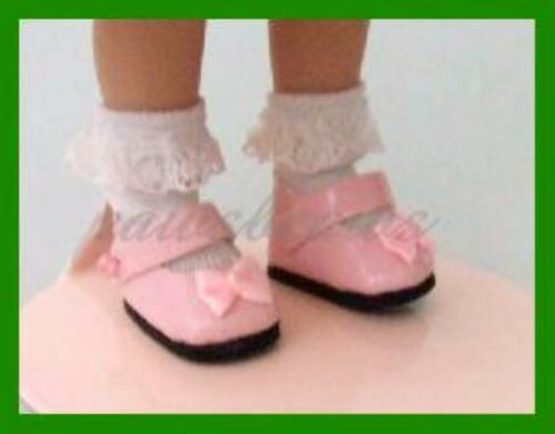 PINK Patent 25mm Doll SHOES fit MINI AMERICAN GIRL Riley Pukifee U.S.SHIPS FREE