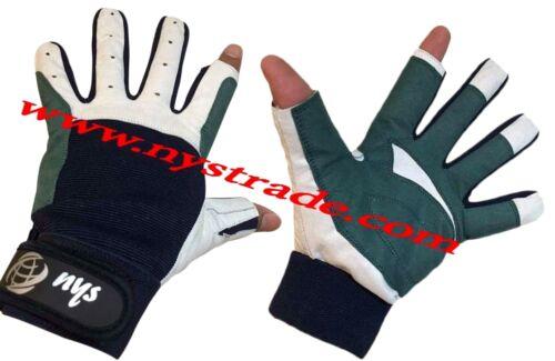 Size: S Sailing Gloves 4 Boating Sailing Yachting Fishing Kayak Water Ski