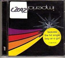 (CJ550) Imperial Drag, Imperial Drag - 1996 CD