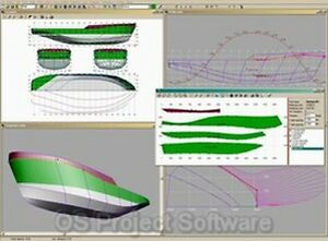 3d Boat Design Cad Ship Hull Watercraft Designer New