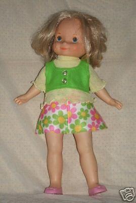 "NG Creations Sew Pattern #11 Felt Vest /& Skirt Set fits 16/"" My Friend Doll"
