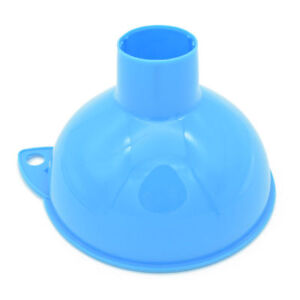Wide-Mouth-140mm-to-40mm-Plastic-Funnel-Filter-For-Jam-Wine-Sauce-Canning