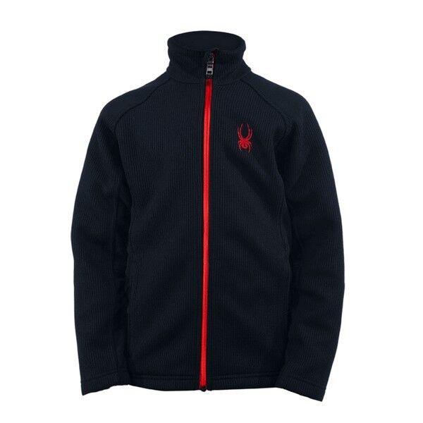 Spyder Boy's Constant Full Zip Core Sweater