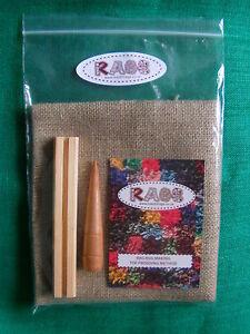 Rag Rug Making Starter Kit With