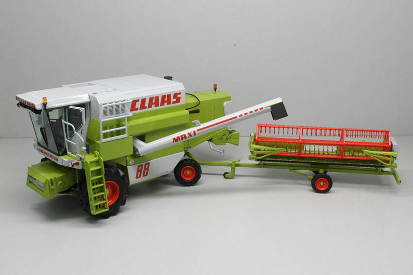 Claas 88 Maxi Harvester 1:32 Model REPLICAGRI