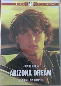 Arizona-Dream-1992-DVD-DVD-NUOVO-Johnny-Deep-Kusturica