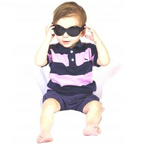 4699a459a3 1 Baby Kidz Banz RETRO Sunglasses 100% UVA UVB Sun Protection Kids BOY GIRL  UK