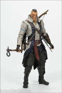 Mcfarlane Assassins Creed Series 2 Connor With Mohawk Figurine