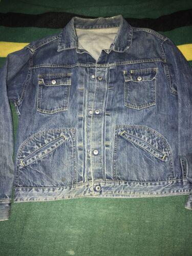 Vintage Foremost Denim Jacket J.C.P. Co. JC Penney