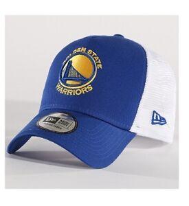 895354479 Details about New era Team Essential Trucker Cap Golden State Warriors Cap  Original 11588377
