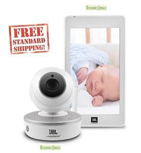 JBL WiFi wireless 5 inch High Definition Baby Monitor & Tablet JBL Audio EBM104J