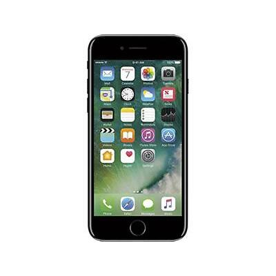 Apple iPhone 7 128GB Jet Black Unlocked Smartphone
